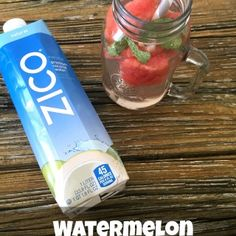 Flush toxins and fat from your body when you drink this refreshing Watermelon Detox Water made with coconut water, fresh watermelon, and mint. Watermelon Detox Water, Cucumber Water, Watermelon Recipes, Fat Flush Water, Coconut Water Benefits, Body Detox Cleanse, Homemade Detox, Weight Loss Water, Water Recipes