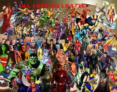 superheroes | ... got me thinking about other superheroes I've watched or have known