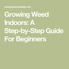 Crochet I-Cord Tutorial: A Step-by-Step Guide to Crocheting Cords Growing Weed Indoors, Crochet I Cord, Cannabis Oil, Step Guide, Compost, Did You Know, Knowing You, Herbs, Crocheting