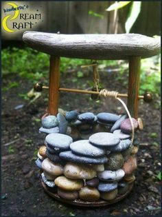 Most Beautiful Fairy Garden Ideas. One of the many great things about a fairy garden is that you can start small and build with time. The fairy garden idea exists between them and is also somewhat … Mini Fairy Garden, Fairy Garden Houses, Gnome Garden, Diy Fairy House, Fairies Garden, Fairy Gardening, Gardening Tips, Party Garden, Garden Art