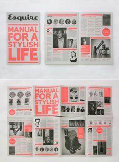 ideas for design layout brochure branding Editorial Design Inspiration, Design Editorial, Bts Design Graphique, Magazine Images, Magazine Layouts, Pop Magazine, Magazine Layout Design, Magazin Design, Newspaper Design