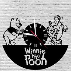 Kids room decor/Winnie the pooh/Pooh/Wall art by lovelygift4you
