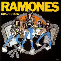 RAMONES - (1978) Road to ruin http://woody-jagger.blogspot.com/2013/05/los-mejores-discos-de-1978.html
