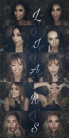 ❤❤pretty little liars