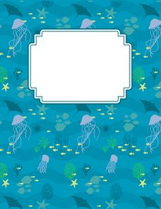 Free printable nature binder covers in JPG and PDF formats.