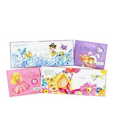 Take a look at this The Pink Princess & The Very Best Friends Padded Board Book Set by Parragon on #zulily today!