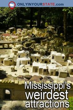 From the supernatural to places that are just a bit out of the norm, these Mississippi locales will either give you the creeps, leave you scratching your head, or completely amaze you. Road Trip Destinations, Vacation Trips, Day Trips, Vacation Places, Hattiesburg Mississippi, Mississippi State, Natchez Mississippi, Jackson Mississippi, Natchez Trace