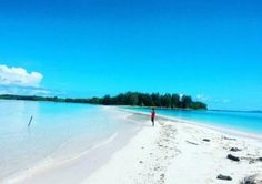 Indahnya Pulau Moratai, Wisata Kelas Dunia dari Maluku Utara