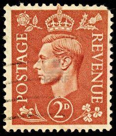 1952: An English Two Pence