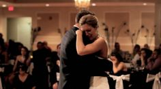 Bride Whose Father Died Gets Unforgettable Surprise at Her Wedding (VIDEO) -- SO sad, will make you cry.