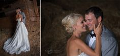 Perth Ontario is perfect location for romantic weddings - creative wedding photography is so easy and the countryside is so beautiful