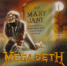 Mary Jane Megadeth