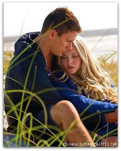 "Dear John (2010) ""The problem with time, I've learned, whether it's those first two weeks I got to spend with you, or the final two months I got to spend with him, eventually time always runs out."""