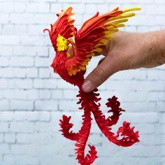 Vintage chinese doucai porcelain square hu form phoenix bird reborn phoenix phoenix bird firebird fire red phoenix phoenix sculpture phoenix for party decoration voltagebd Choice Image