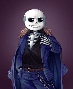OK I DID A SANS NOW TOOSuit designed by @thecatatonic