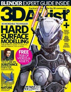 3D ARTIST ISSUE 53 EPUB