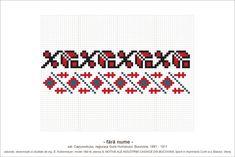 Folk Embroidery, Embroidery Patterns, Cross Stitch Patterns, Knitting Patterns, Loom Beading, Beading Patterns, Pixel Art, Hama Beads, Loom Bracelets