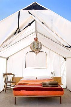 Safari Tent for camping.
