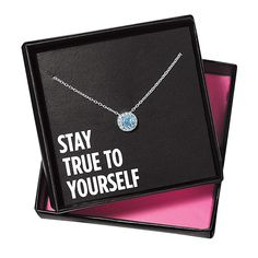 You will love this product from Avon: Sterling Silver CZ Birthstone Necklace Silver Chain Necklace, Silver Necklaces, Silver Jewelry, Silver Ring, Jewlery, January Birthstone Necklace, Birthstone Jewelry, Jewelry Gifts, Fine Jewelry