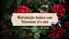 ✂Mês das descabeladas✂ Novamente uma hidratação só que mais simples e MEGA eficaz 💘 A hidratação de hoje é com Vitamina A e chá . Bora conferir ??  #cacheadas #transiçãocapilar #cachos #crespos #ondulados #cronogramacapilar #blog #girls #hair #hidratação #chá #vitaminaA #brazil #blogger #receitas #dicas #truques #diy