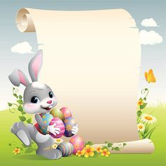 Coelhinho da Páscoa-percorrer Kids Background, Flower Background Wallpaper, Cd Crafts, Easter Crafts, Happy Easter, Easter Bunny, School Wall Decoration, Merry Christmas Gif, Easter Paintings