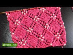 Exceptional Stitches Make a Crochet Hat Ideas. Extraordinary Stitches Make a Crochet Hat Ideas. Knitting Stiches, Knitting Videos, Crochet Videos, Lace Knitting, Knitting Needles, Crochet Quilt, Knit Crochet, Crochet Hats, Stitch Patterns