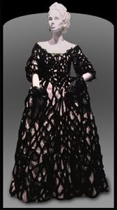Would kill for this dress Miranda Richardson wore in Sleepy Hollow. Would really like to have Tim Burton do my entire wardrobe actually.