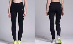 [ATHLETE] Women Sports Long Pants Leggings Yoga Fitness Running Gym #Athlete #PantsTightsLeggings