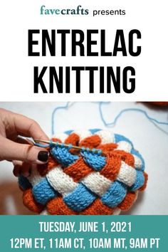 Knitting Tutorials, Easy Knitting, All Free Crochet, Knit Crochet, Virtual Class, Learn How To Knit, Knitting Magazine, Circular Needles, Knit Patterns