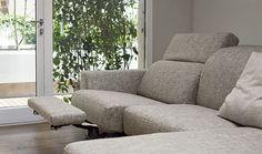 Accessori divani : come funziona il meccanismo reclyner.