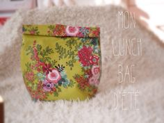 diy lunch bag