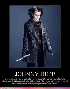 johnny depp funny | johnny depp is funny - Johnny Depp Photo (11141537) - Fanpop fanclubs