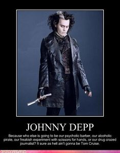 I don't love Johnny but the last bit got me.
