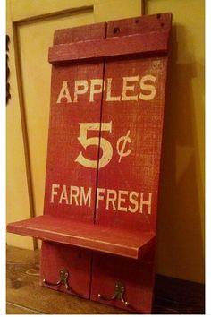 Apples farm fresh