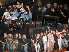 SHOTGUNZ + Silver dollar music bar = Love