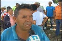 Productores De Arroz De Cenoví En SFM Dicen Perderán 25 Mil Tareas Por Sequía #Video