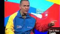 (Video) Con El Mazo Dando Diosdado Cabello entrevista a Ernesto Villegas