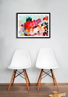 Heavy Words as Framed Art Print by Three Of The Possessed | Art. Everywhere.