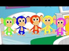 Cinque Scimmiette Saltavano Sul Letto.54 Fantastiche Immagini Su Canzoni Nel 2019 Canti Dancing Baby E