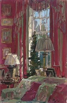 The Drawing room By Susan Ryder