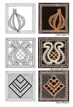 Bobbin Lace Patterns, Lacemaking, Lace Heart, Lace Jewelry, Cutwork, String Art, Lace Detail, Butterfly, Knitting