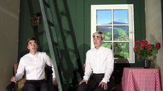 Lotz und das Lächerliche  Nachdem Lotz 1 und Lotz 2 letztens über das Stück sinniert haben sammeln sie heute Gedanken zum Lächerlichen in DIE LÄCHERLICHE FINSTERNIS Wenn man da mal nicht (mit)lachen muss! DIE LÄCHERLICHE FINSTERNIS Premiere / 17.09.2016 / 20.00 Uhr / Stadttheater  From: Landesbuehne  #Theaterkompass #TV #Video #Vorschau #Trailer #Theater #Theatre #Schauspiel #Clips #Trailershow