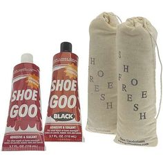 Ten Seconds Repair Care 3-Pack - One Color 3 Pack by Ten Seconds. $13.99. The Ten Seconds(r) Repair Care Pack comes with Shoe Fresh which safely and effectively traps and eliminates shoe odor and moisture through a natural process and works for 3 months or more. ShoeGoo(r) provides lasting repair on leather, rubber, vinyl, and canvas and can be used as a water sealant.
