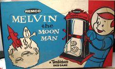 Melvin the Moon Man