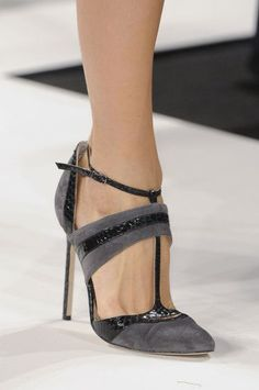 Tendance Chaussures   All the Scene-Stealing Shoes From New Yorks Fall 2013 Shows