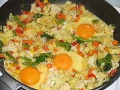 Healthy High-Protein Breakfasts