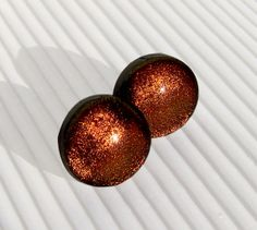 Dichroic Earrings  Dichroic Fused Glass Jewelry  by TremoughGlass, $12.00