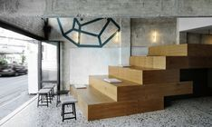 Black Drop Coffee Shop by ark4lab of Architecture, Kavala – Greece » Retail Design Blog