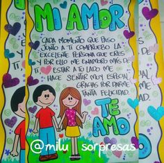 Surprise For Him, Ideas Para Fiestas, Loving U, Smiley, Gifts For Him, Anniversary Gifts, Diy And Crafts, Boyfriend, Valentines