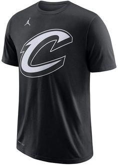 9d2ee5e4c Nike Men s Lebron James Cleveland Cavaliers Asg Name   Number T-Shirt -  Black XXL